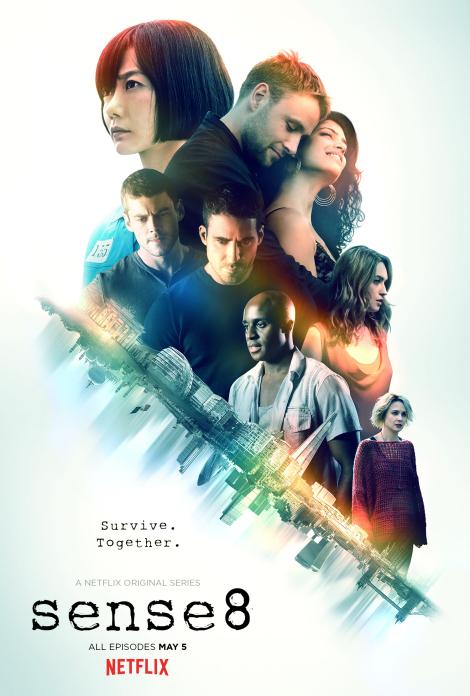 Sense8 season 2 poster Netflix