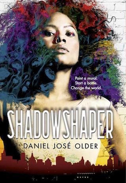 Daniel José Older's YA Urban Fantasy Shadowshaper Optioned for Film and TV