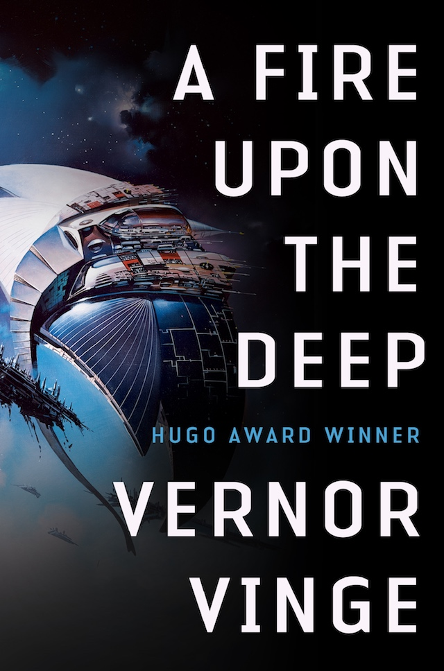 A Fire Upon the Deep Vernor Vinge