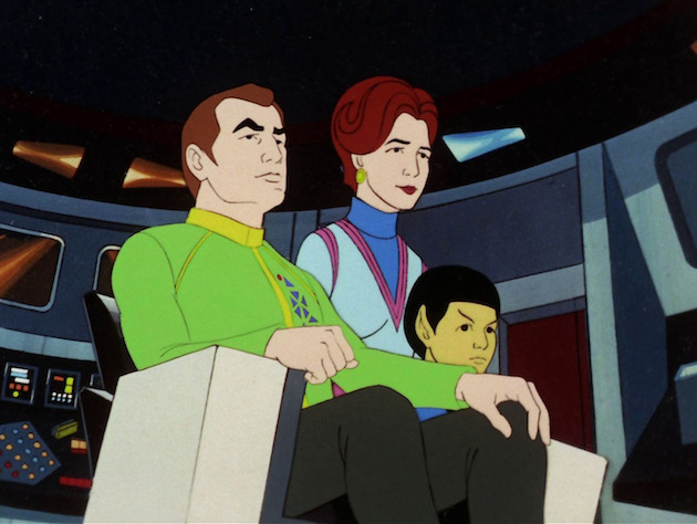 Image result for star trek the counter clock incident