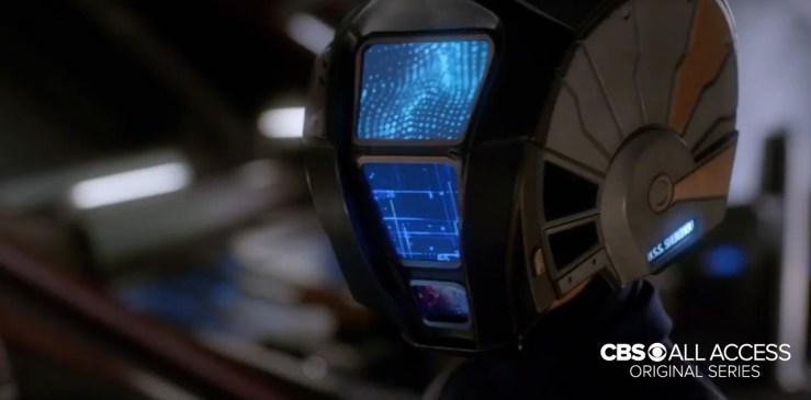 Star Trek Discovery robot