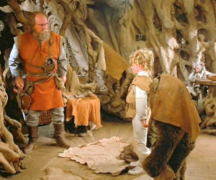 Noa, Battle for Endor