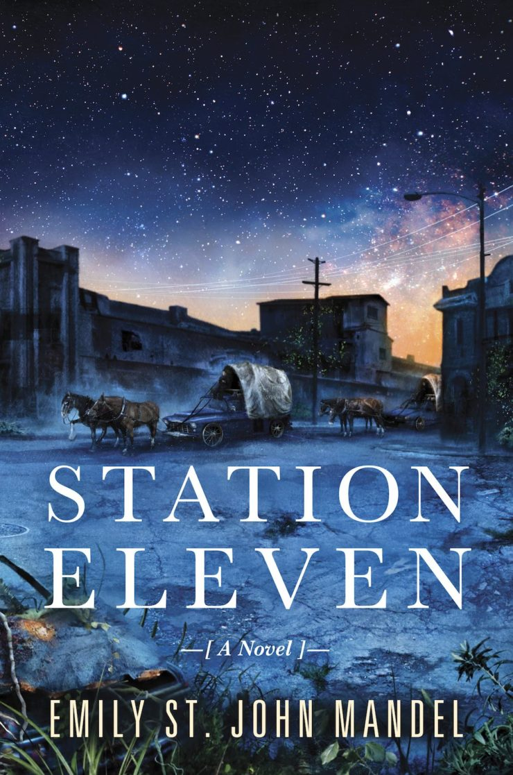 Station Eleven Subterranean Press special edition