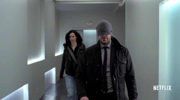 The Defenders trailer Netflix Marvel