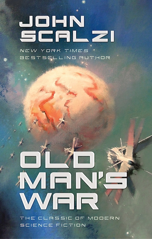 Old Man's War John Scalzi