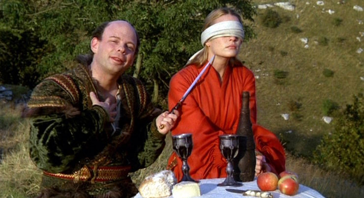 princess buttercup became the warrior general who trained wonder buttercup princess bride robin penn
