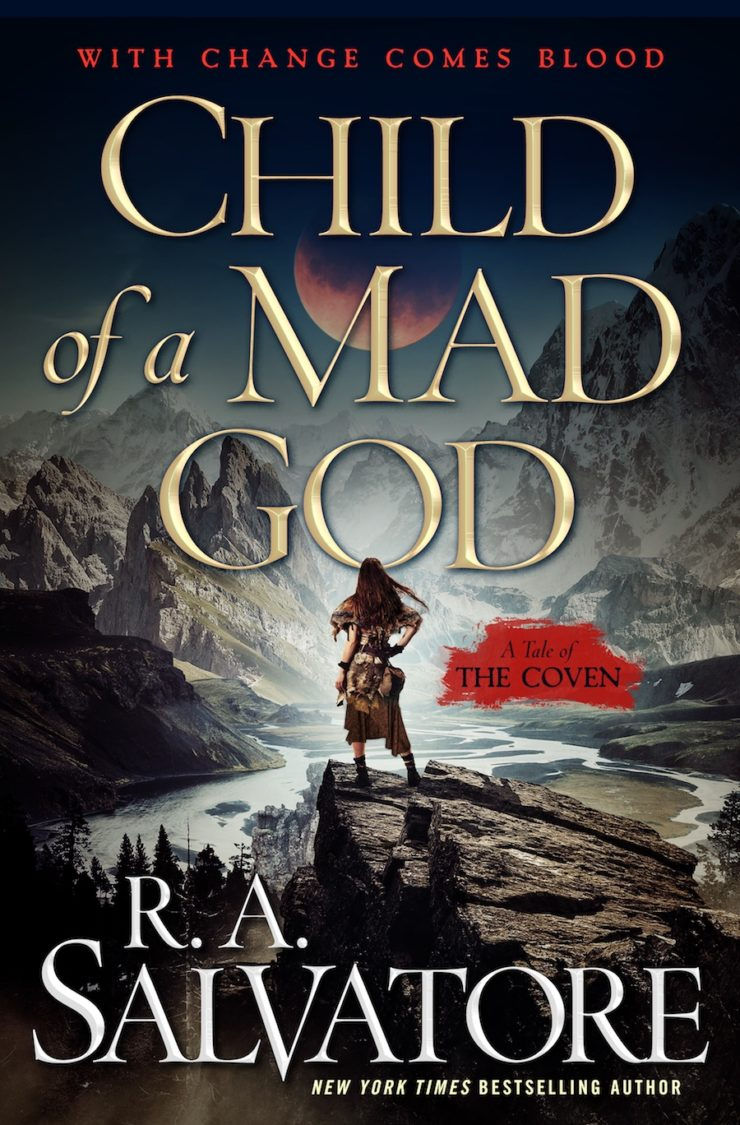 Child of a Mad God R.A. Salvatore