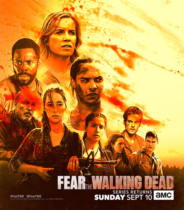 Fear the Walking Dead, season 3B, AMC