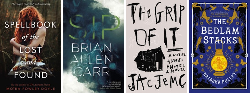 All the New Genre-Bending Books Coming Out in August