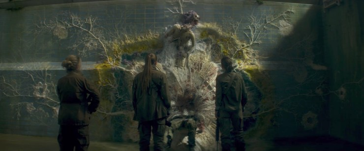 Annihilation movie adaptation teaser Natalie Portman Tessa Thompson Jeff VanderMeer