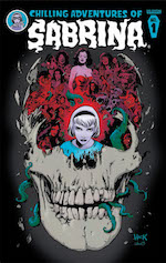 Chilling Adventures of Sabrina adaptation The CW Archie Comics