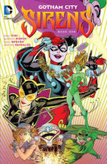 Gotham City Sirens adaptation David Ayer