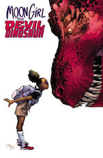 Moon Girl and Devil Dinosaur adaptation