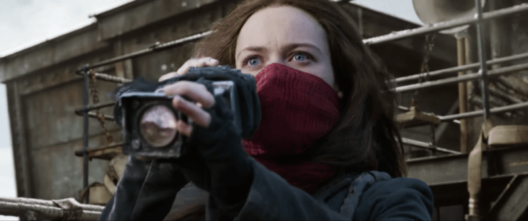 Mortal Engines adaptation teaser