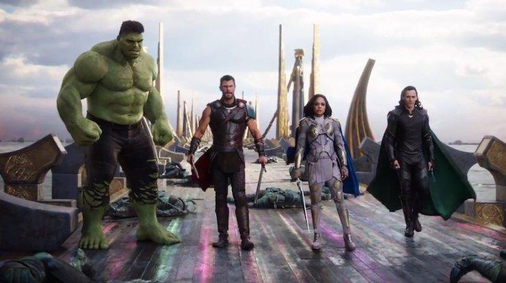 Thor: Ragnarok, second trailer