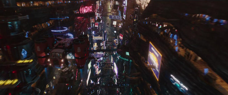 Valerian and the City of the Thousand Planets