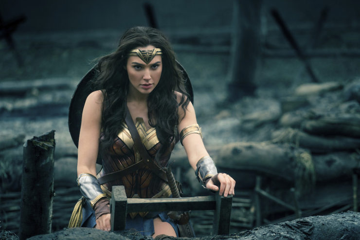 Wonder Woman 2 sequel announced SDCC