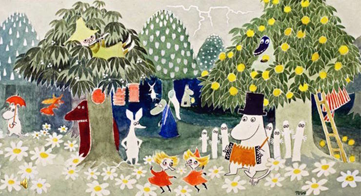 How Tove Jansson Can Change Your Life | Tor com