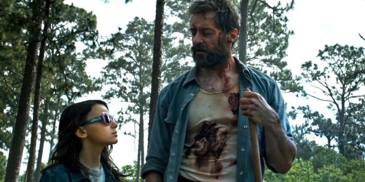 Logan movie Wolverine X-23
