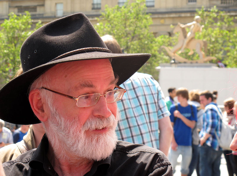 e99be0983e6 The Tao of Sir Terry  Pratchett and Philosophy