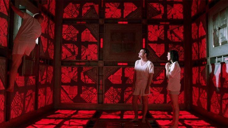 Cube, Cube movie