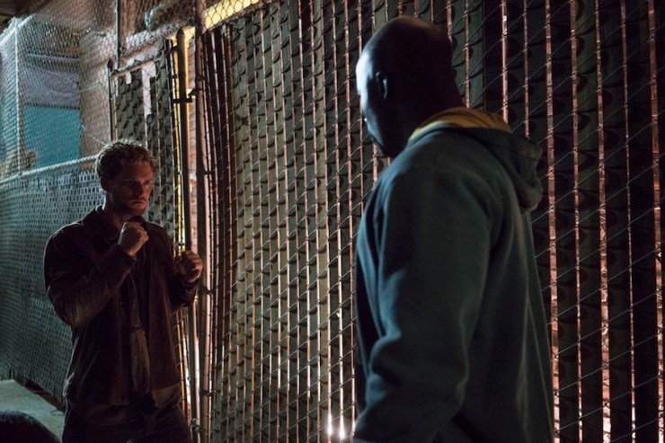 The Defenders season 1 overview review Luke Cage Danny Rand Iron Fist