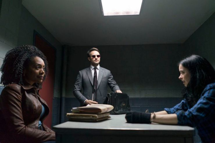 The Defenders season 1 overview review Misty Knight