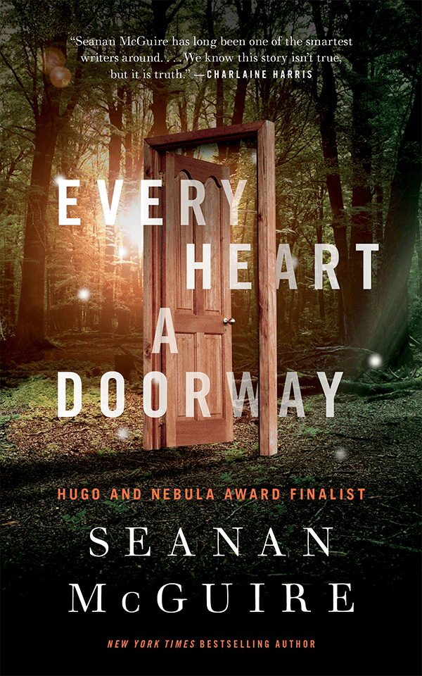 Every Heart a Doorway Seanan McGuire
