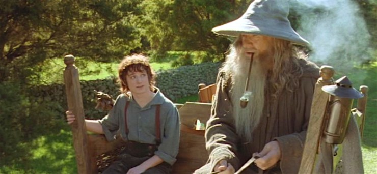 Gandalf, Lord of the Rings
