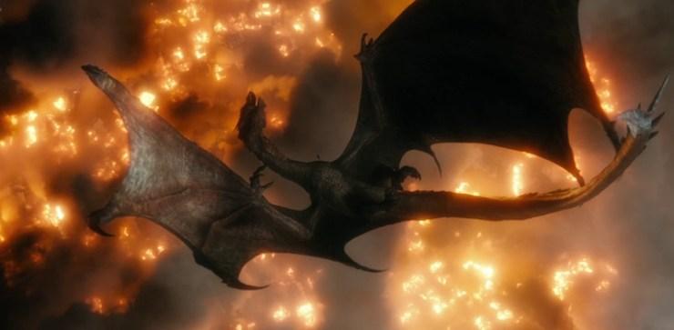 Smaug, The Hobbit