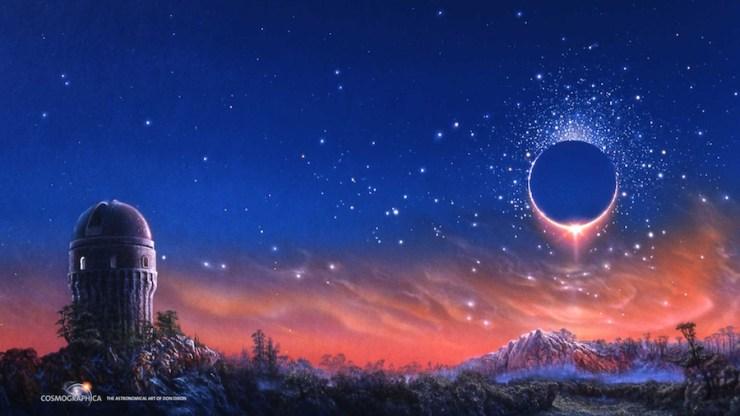 Nightfall Isaac Asimov eclipses in SFF