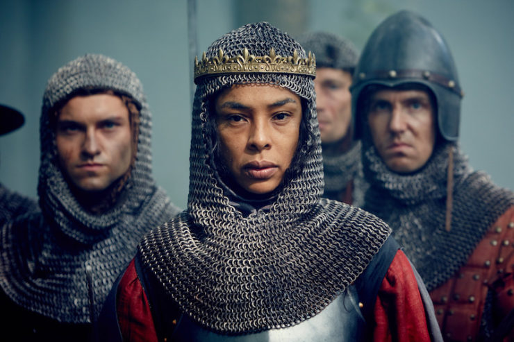 Sophie Okonedo, The Hollow Crown