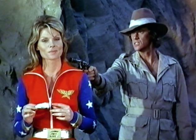 Supergirl in dark interrogation part superheroines