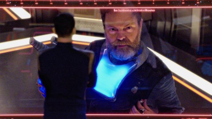 "Tough Mudder — Star Trek Discovery's ""Magic to Make the Sanest Man"