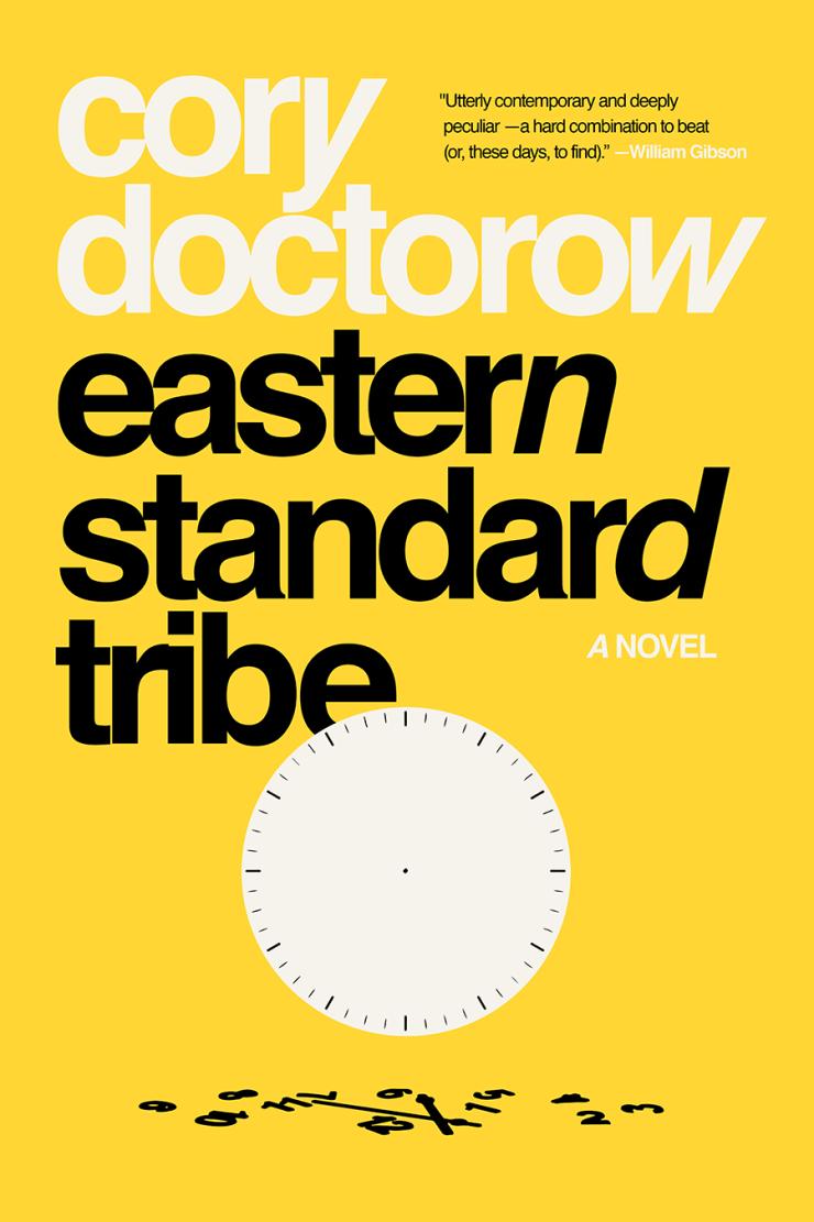 Eastern Standard Tribe by Cory Doctorow