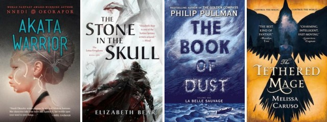 All the New Fantasy Books Coming Out in October | Tor com