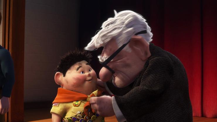 Healing from Grief: Pixar's Up | Tor com