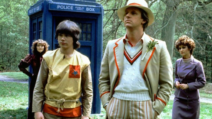 Fifth Doctor companions