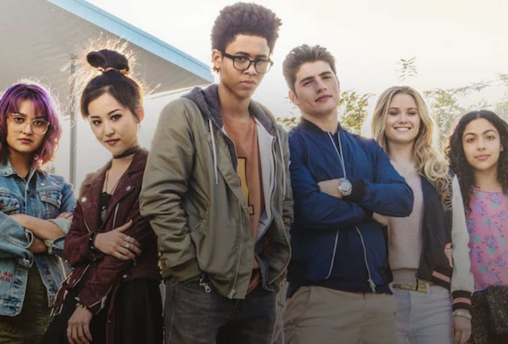 Marvel Hulu Runaways pilot review non-spoiler review NYCC 2017 New York Comic-Con