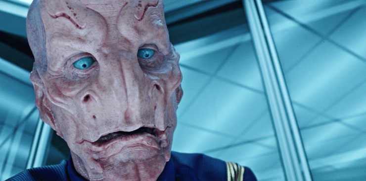 Star Trek Discovery episode Choose Your Pain Saru