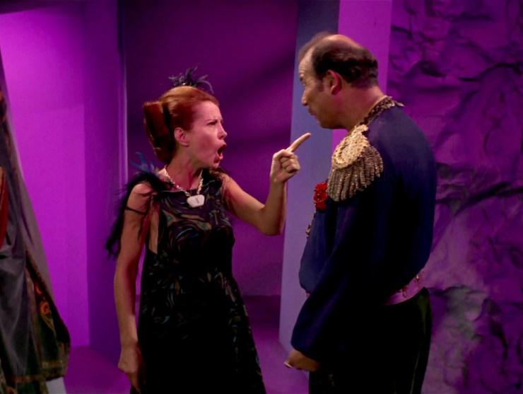 Star Trek, Harry Mudd, Stella
