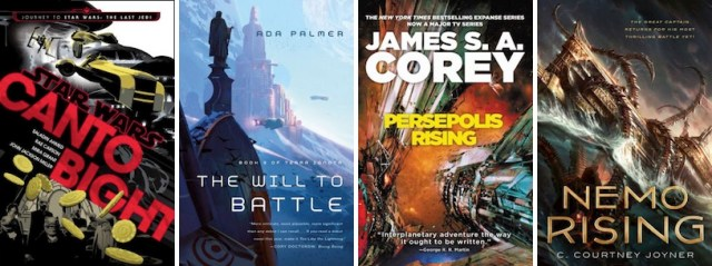 All The New Science Fiction Books Coming Out In December Tor Com