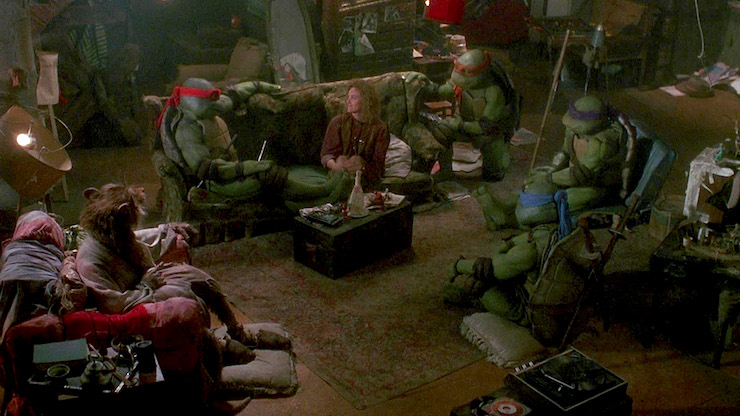 Cowabunga Teenage Mutant Ninja Turtles 1990 Teenage Mutant Ninja Turtles Ii The Secret Of The Ooze And Teenage Mutant Ninja Turtles Iii Tor Com