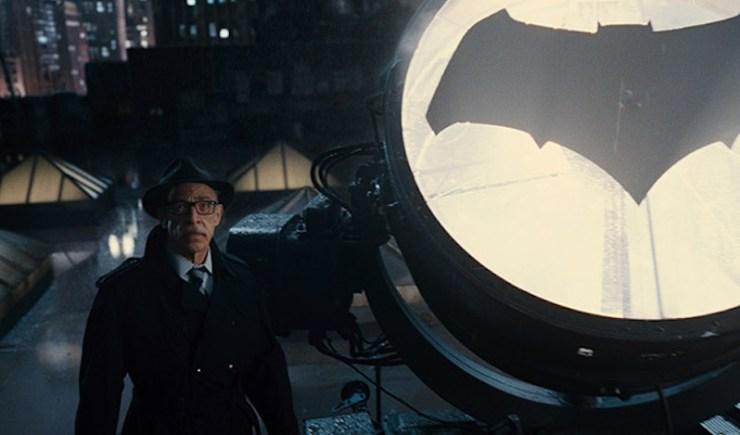 Justice League movie
