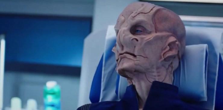 "Star Trek: Discovery ""Si Vis Pacem, Para Bellum"""