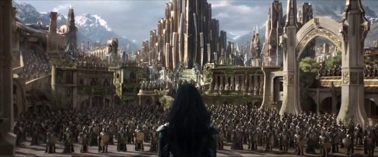 Thor: Ragnarok, Hela