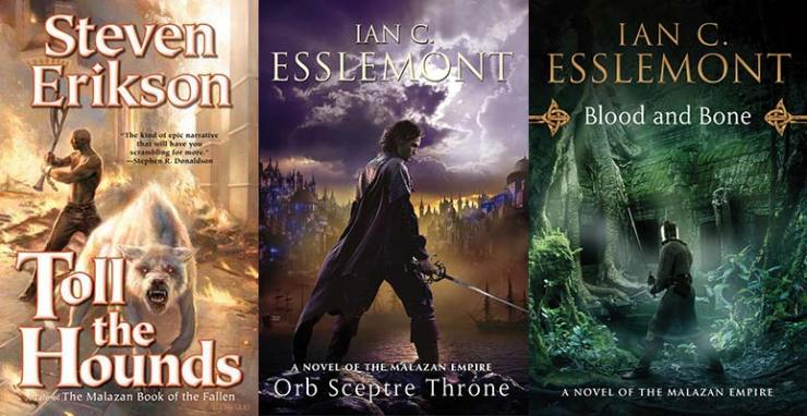 The Malazan Authors' Suggested Reading Order for the Series Is Not