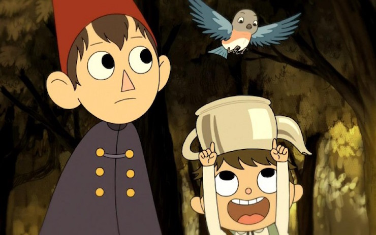 Over The Garden Wall A Sweet Strange Journey Into The Unknown