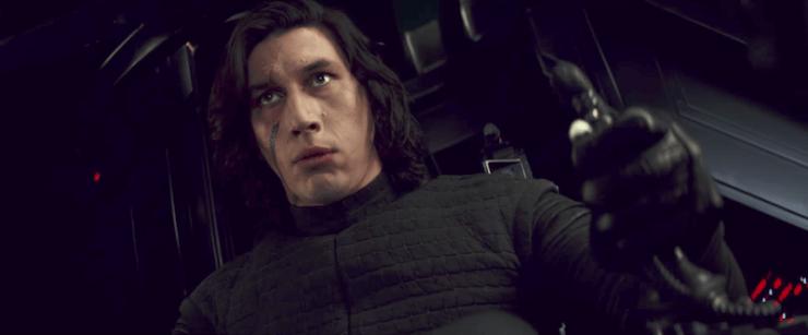 Ben Solo, Kylo Ren, The Last Jedi