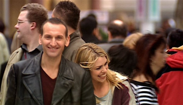 Doctor Who, Ninth Doctor and Rose